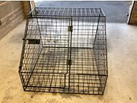Made to measure dog crate