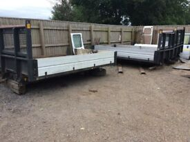 ford transit tiper bodies vfs one stop scattolini(complete bodies)