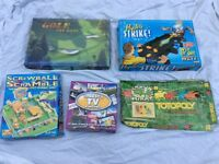 Multiple board games 6