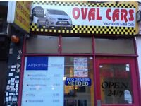 Cab office for sale