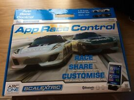 App Controlled Scalextric.
