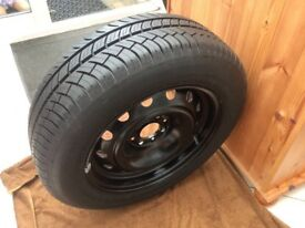 Brand new wheel and tyre 185/65 r15 Michelin tyre