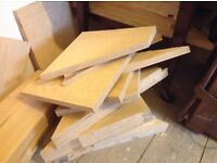 Birch plywood - ply off cuts toy making maker