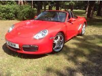 Porsche Boxster 3.2 987 S Convertible Fantastic Specification £12k Factory Options