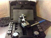 Sykes pickavant break pipe making machine