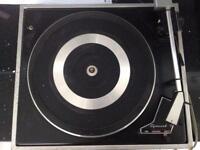 Record deck