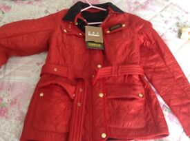 Genuine Barbour coat