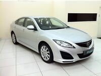 MAZDA 6 2.2 D Business Line 5dr - 12 Month MOT - 12 Month Warranty - Touch Screen Sat Nav