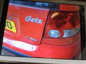 Hyundai Getz CDX