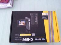 Vivirar mini camcorder still in box never used