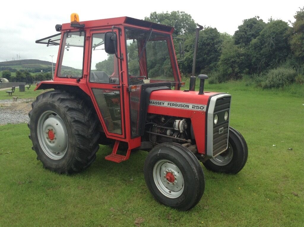 1983 Massey Ferguson 250 Shankey Cab In Londonderry County Londonderry Gumtree