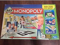 Monopoly brand new game