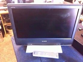 SONY KDL-20S2030 LCD TV WITH REMOTE