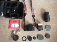 Canon EOS 1000 Camera Pack
