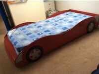 Childs Car Style Bed