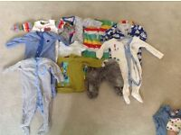 Baby Boy Clothes from Next age 3-6 months