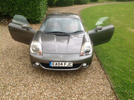 Toyota MR2 1.8 VVT-i Roadster 2-Dr Hardtop Convertible SPECIAL EDITION