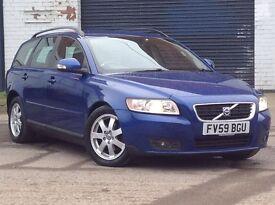 2009 Volvo V50 1.6 D DRIVe S 5dr ++ £20 ROAD TAX ++ SERVICE HISTORY ++ 10M MOT ++