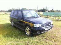 RANGE ROVER 113K MOT APRIL 17
