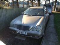 320e Estate 7 seater