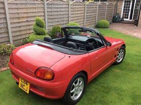 Fantastic opportunity to own a rare Suzuki Cappucino sports car