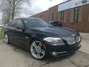 2011 BMW 5 Series 550i| SPORT TECHNOLOGY PKG