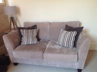 **Practically Brand New 2 & 3 Seater sofa ** Canterbury Range - Sofology
