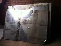 FREE Used Thermal Duplex Plasterboard for DIY Loft Shed Workshop Garage