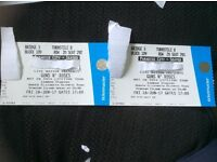 "GUNS N ROSES TICKETS ""NOT IN THIS LIFETIME"" TOUR FRIDAY 16th JUNE 17 OLYMPIC STADIUM LONDON"