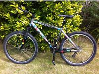 Scott Voltage Mountain Bike - medium size aluminium hardtail