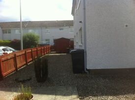 Lovely ground floor flat for rent in quiet cul de sac in Forfar