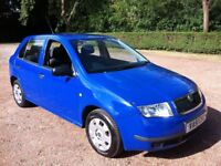 2002 SKODA FABIA CLASSIC 1.4 *SAME ENGINE/GEARBOX AS VW POLO**MOT JAN 2019**VERY LOW GENUINE MILEAGE