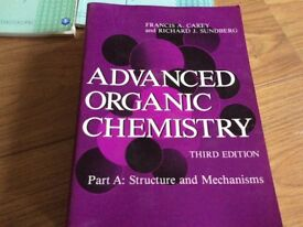 Chemistry books for sale for university undergraduate course