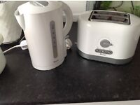 Swan kettle toaster Murphy Richards vedgetable steamer