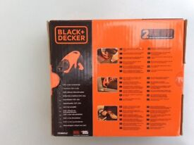 Black and decker lithium 3.6 volt screw driver new