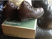 Brasher ladies walking boots