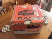 Rank Aldis 2000 projector