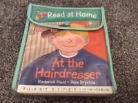 Biff, chip and kipper read at home books