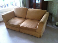 2/3 Seater sofa. Reduced for quick sale