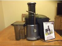 Breville professional juice extractor. Excellent condition.