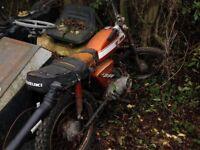 suzuki a100 1972 spares