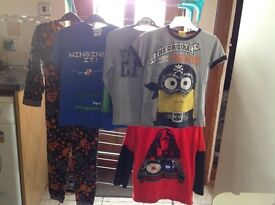 Boys clothing 12 items age 7-8