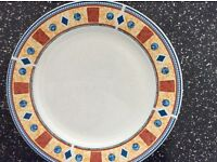 Royal Norfolk Dinner Plates