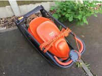 TIDY FLYMO EASI GLIDE 300 HOVER LAWNMOWER / LAWN MOWER