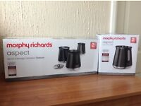Morphy Richards Aspect Storage Canisters