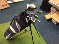 Dunlop 635 Graphite Golf Clubs for sale