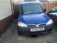 Vauxhall Combo 1.7 Diesel