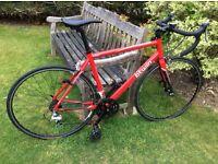 Btwin road bike for sale.