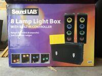 Flashing light boxes