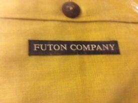 Handmade curtain yellow Fulton company